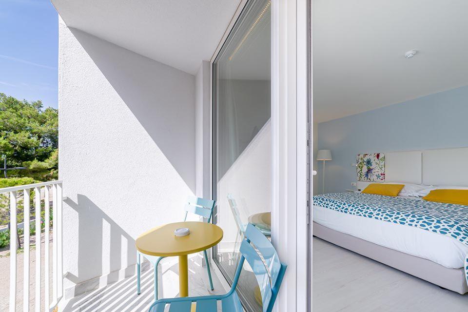 Apartman 53m²  Pogled More s Balkonom-5