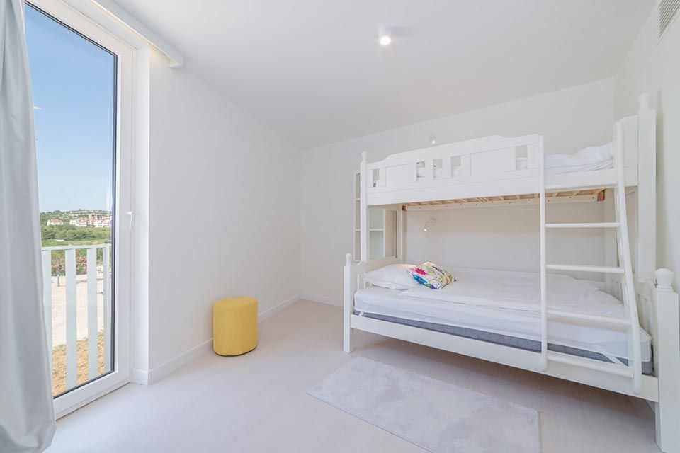 Apartman 53m²  Pogled More s Balkonom-6