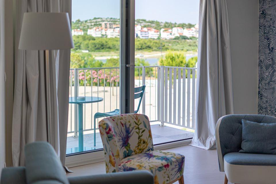 Apartman 53m²  Pogled More s Balkonom-9