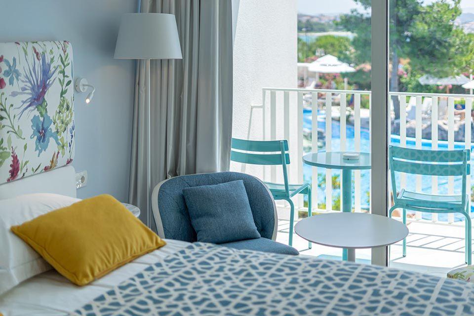 Obiteljska Soba 31m²  Pogled More s Balkonom-7