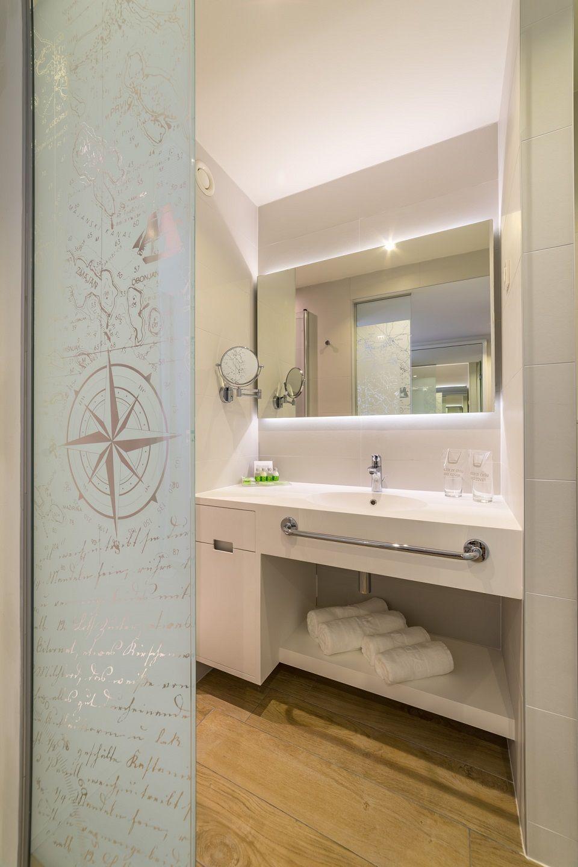 Doppel- oder Zweibettzimmer, 22 m² Parkblick, mit französischem Balkon-3