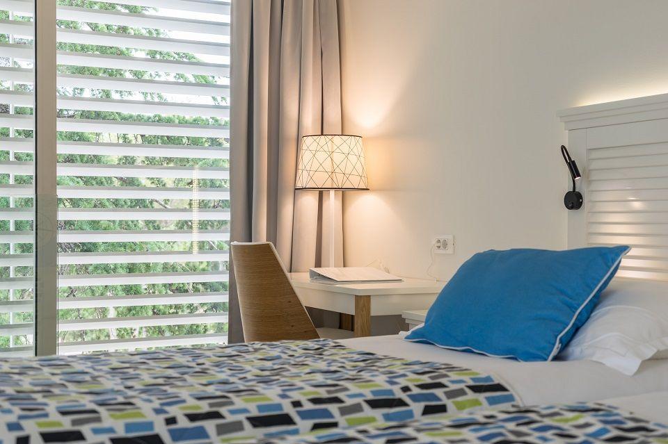 Doppel- oder Zweibettzimmer, 22 m² Parkblick, mit Balkon-3