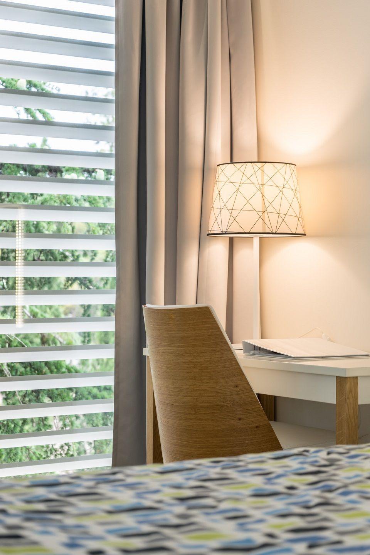 Doppel- oder Zweibettzimmer, 22 m² Parkblick, mit Balkon-5