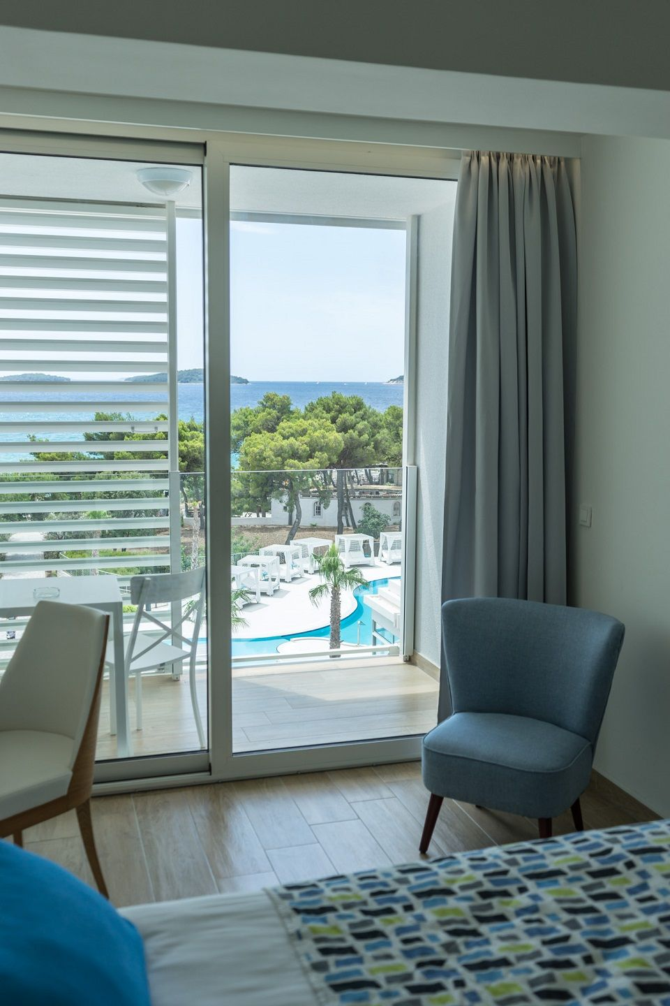 Double or Twin Room 22m² Sea View with Balcony-2