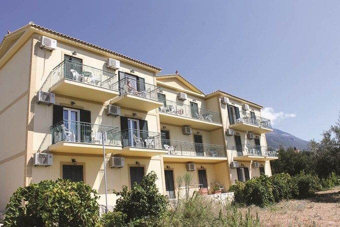Eagle S Nest Lourdas Kefalonia Apartments Kefalonia Greece