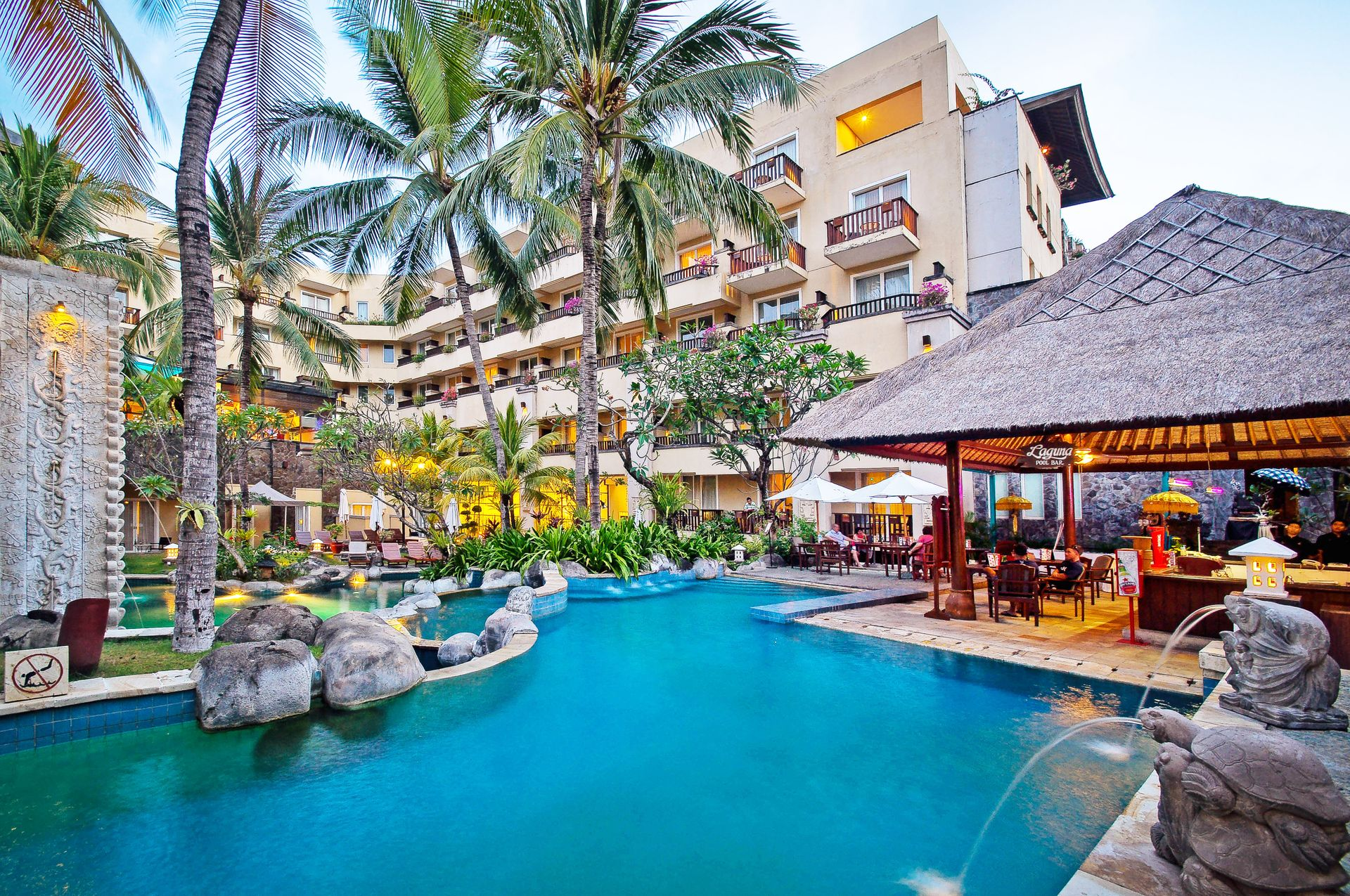 Kuta Paradiso Hotel Bali Indonesia I Official Online Hotel Booking