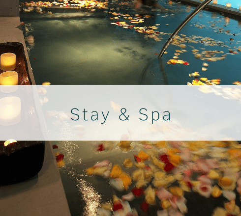 STAY & SPA!