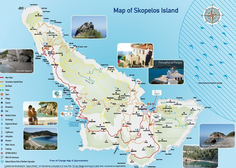 skopelos mapa Map & Directions   Rigas Hotel, Skopelos, Skopelos island, Greece  skopelos mapa