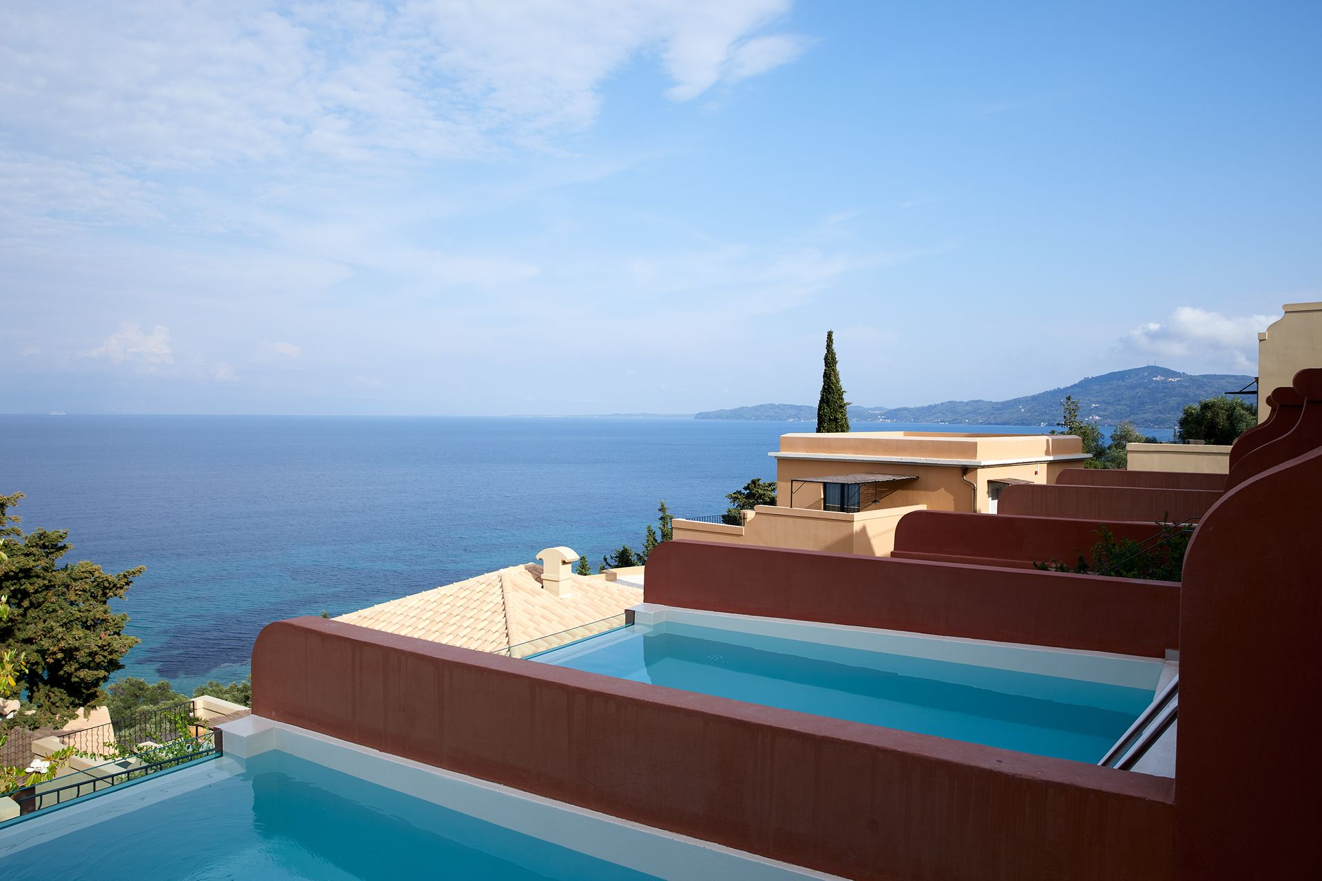 Junior Suite Private Pool Sea View Marbella Nido Suite