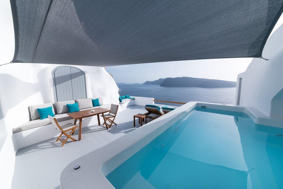 Santorini Secret Suites and Spa Hotel