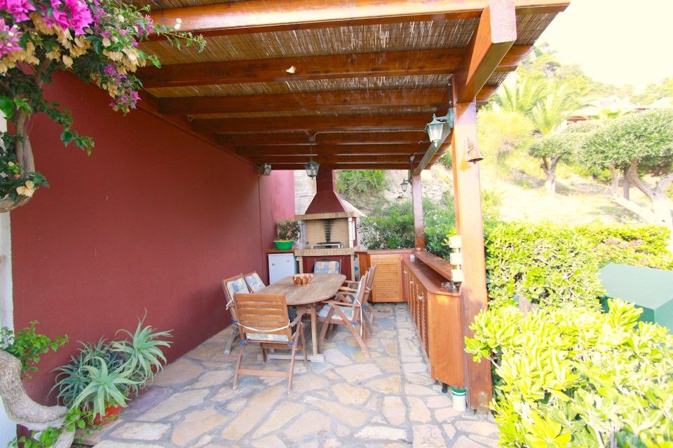 Beachfront Maisonette Villa Type AA1G 1 7 guests 1st house