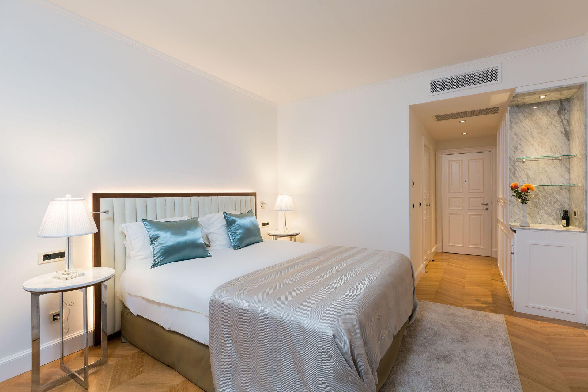 Superior Dvokrevetna Soba 25 m² Pogled More i Francuski Balkon-3