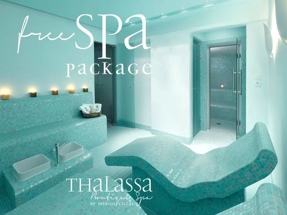 FREE SPA PACKAGE!