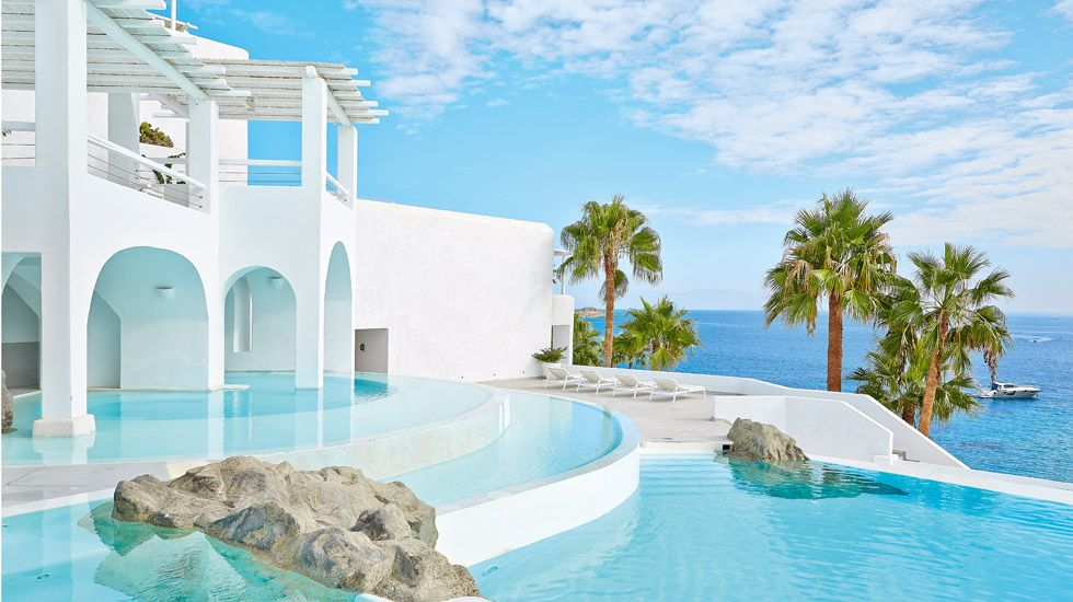 5* Mykonos Blu Grecotel Exclusive Resort, Ψαρού, Μύκονος