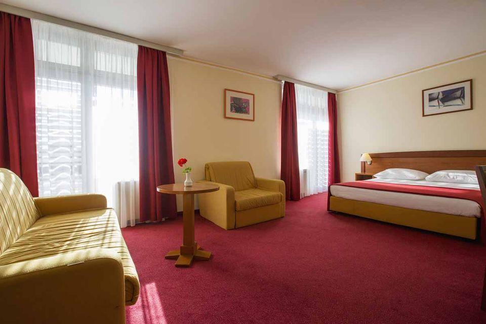 Suite, 38 m² Meerblick, mit Eckbalkon-2
