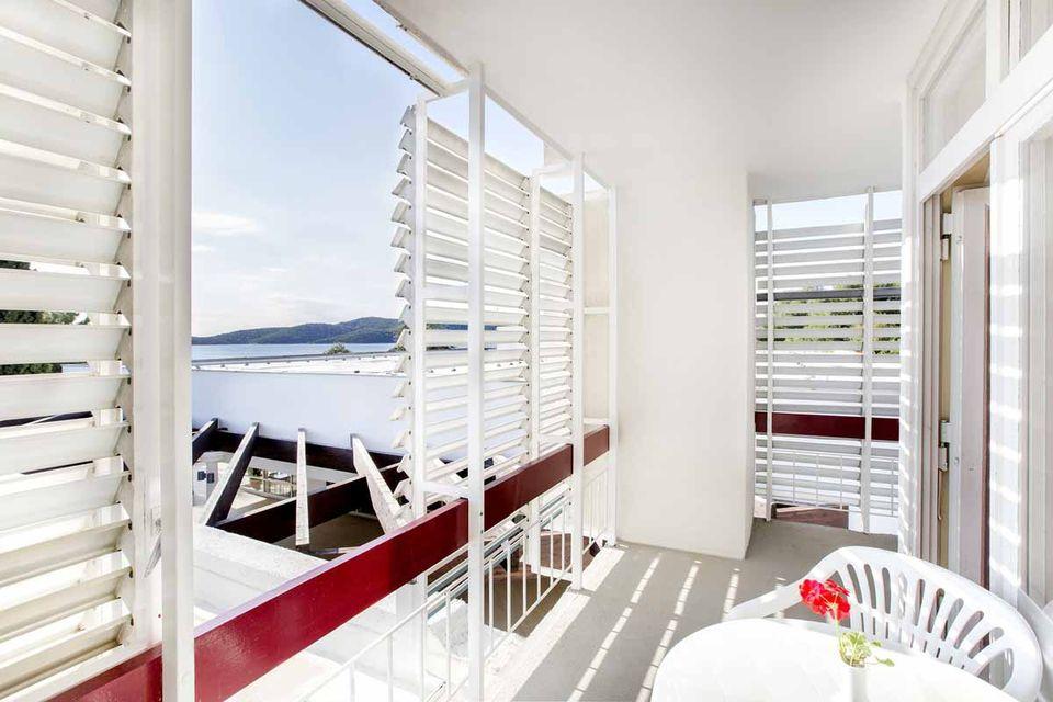 Suite, 38 m² Meerblick, mit Eckbalkon-3