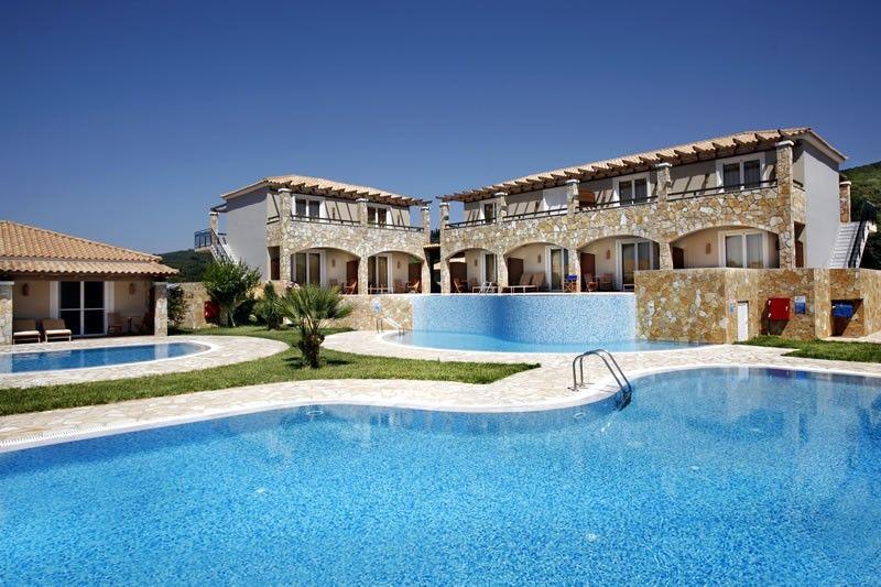 Olympia Golden Beach Resort & Spa, Κυλλήνη