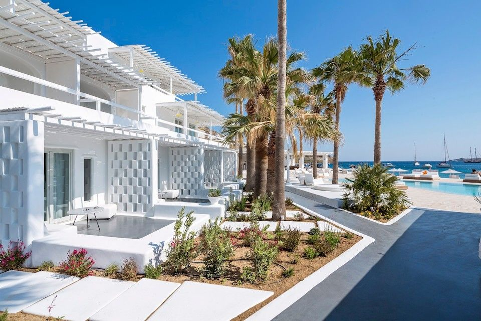 Image result for Mykonos Blanc Hotel