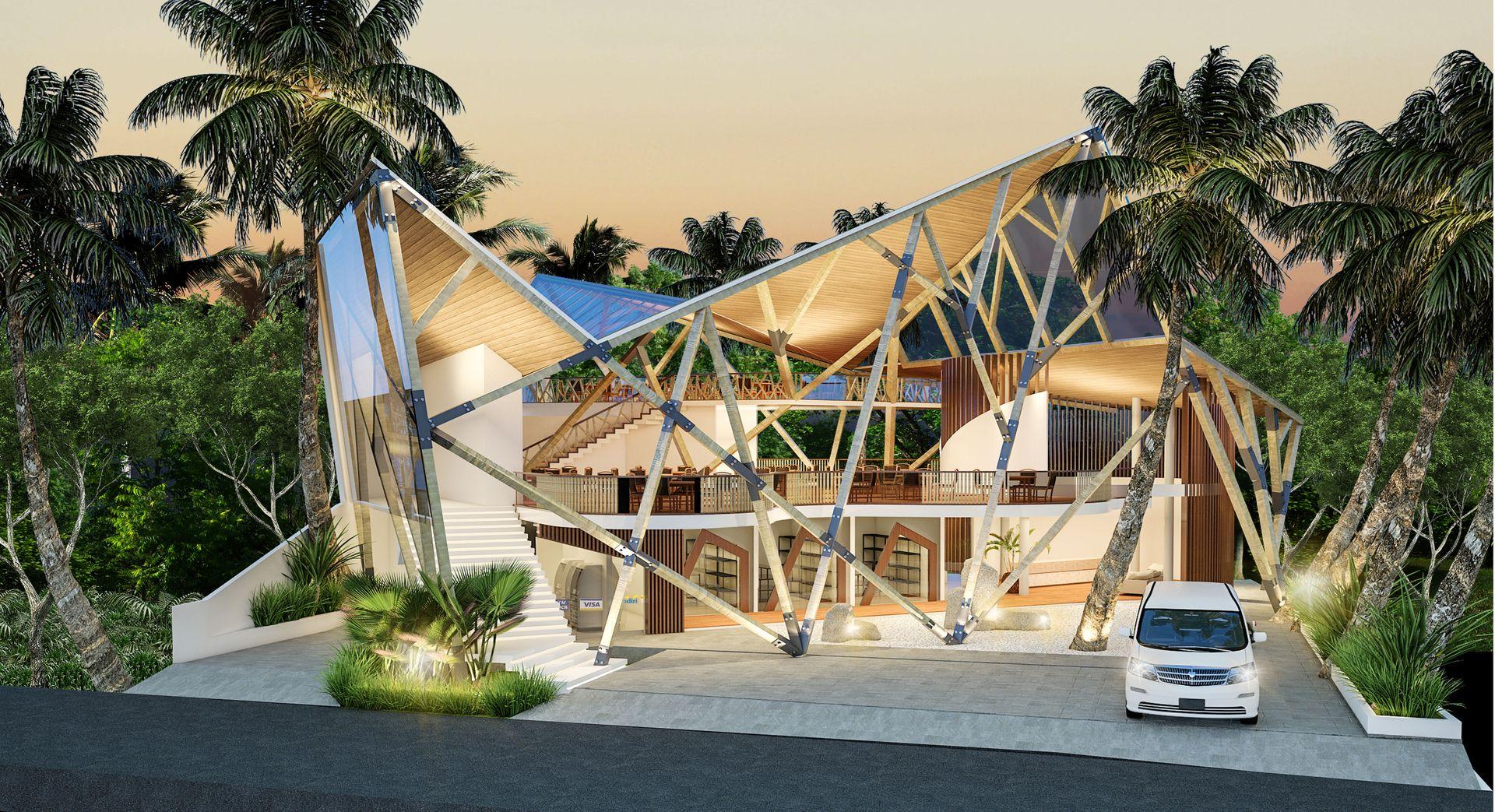 Sense Canggu Beach Resort I Facade