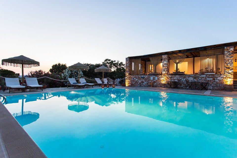 Parosland Hotel, Αλυκή, Πάρος