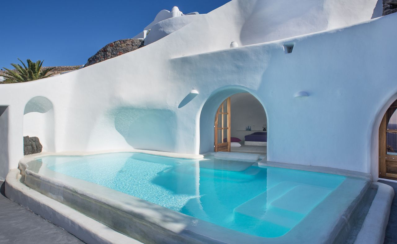 Perivolas Lifestyle Suite - private pool