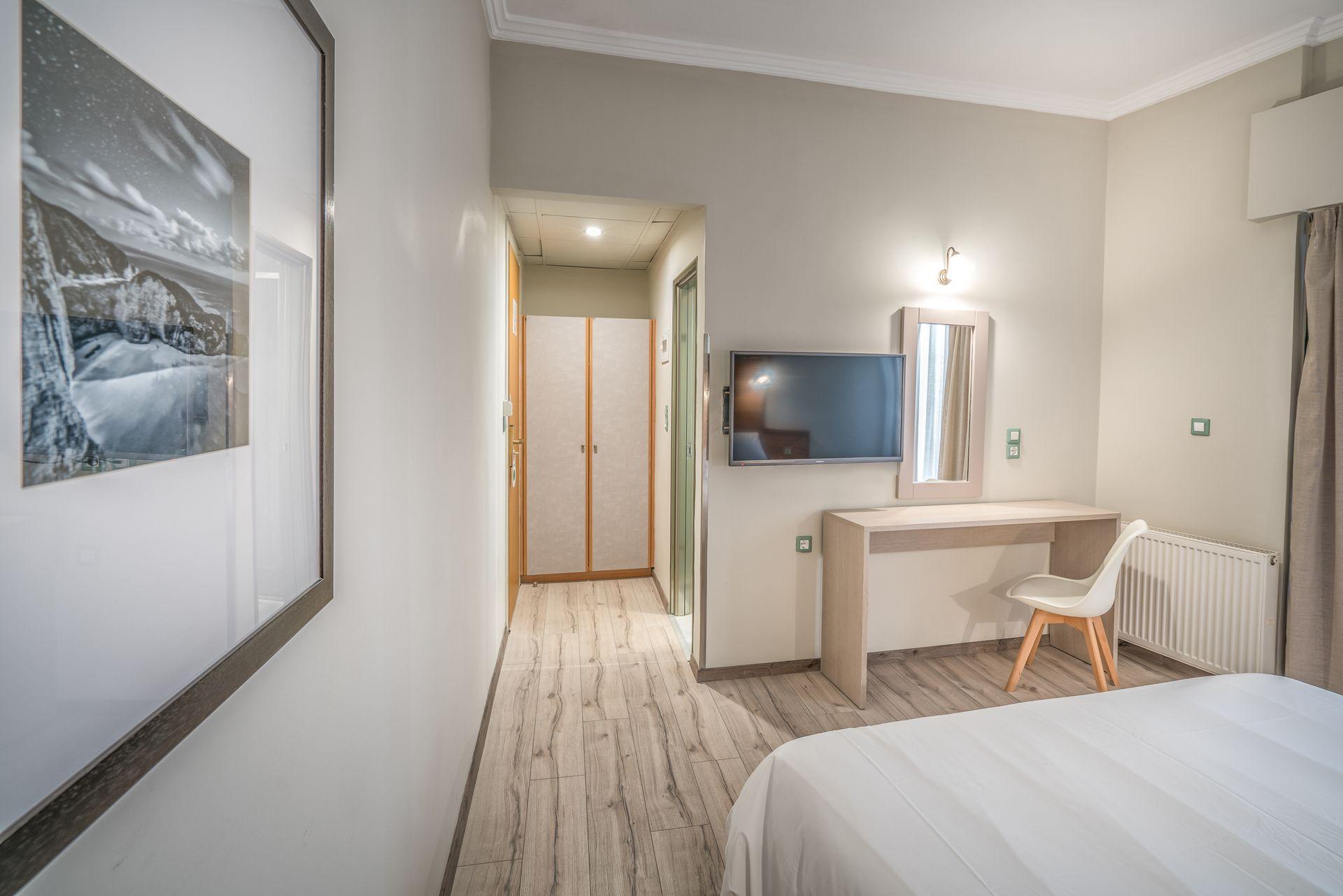 Δίκλινο δωμάτιο phoenix hotel