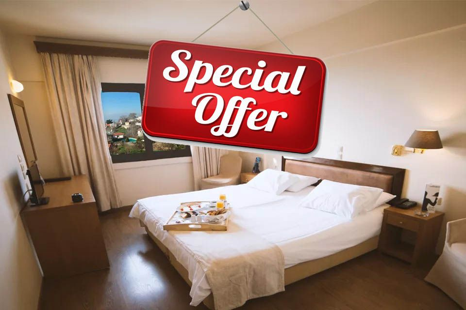 EXCLUSIVE SPECIAL OFFER - UPGRADE YOUR STAY
