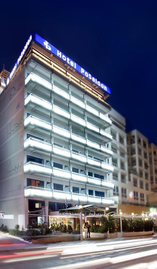 Poseidon Hotel Athens, Greece