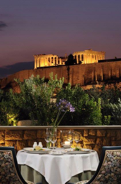 5-Star Luxury Athens Hotel