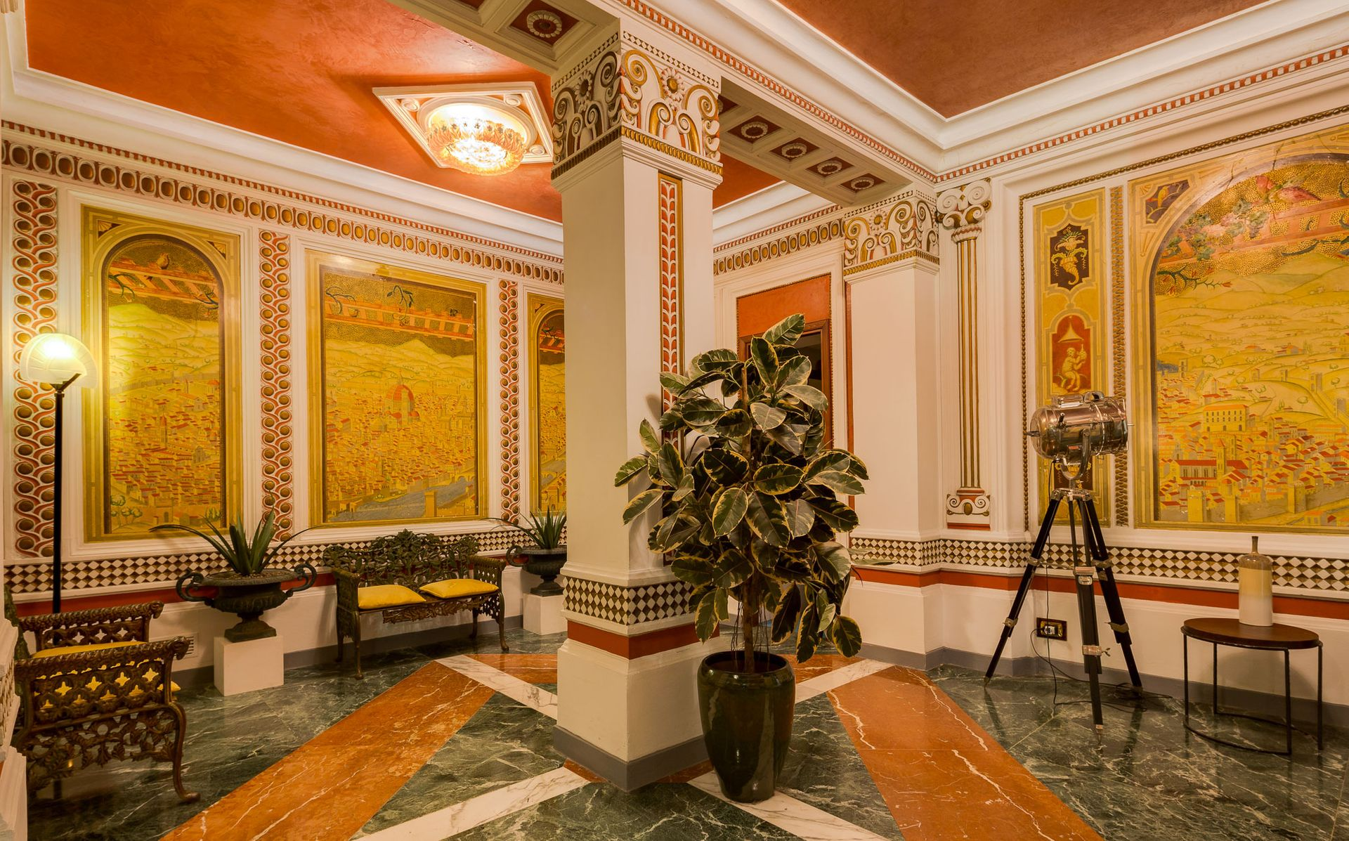 Roma Hotel Florence, Florence, Italy | Book Online