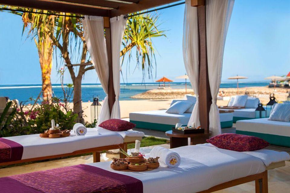 Sadara Boutique Beach Benoa Bali I Spa By The Nusa Dua Hotel Resort In