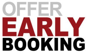 EARLY BOOKING (SHORT STAY)