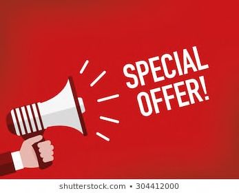 SPECIAL OFFER (SHORT STAY)