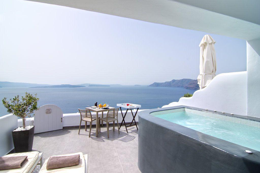 Santorini Secret Suites & Spa, Oia, Santorini, Greece   by