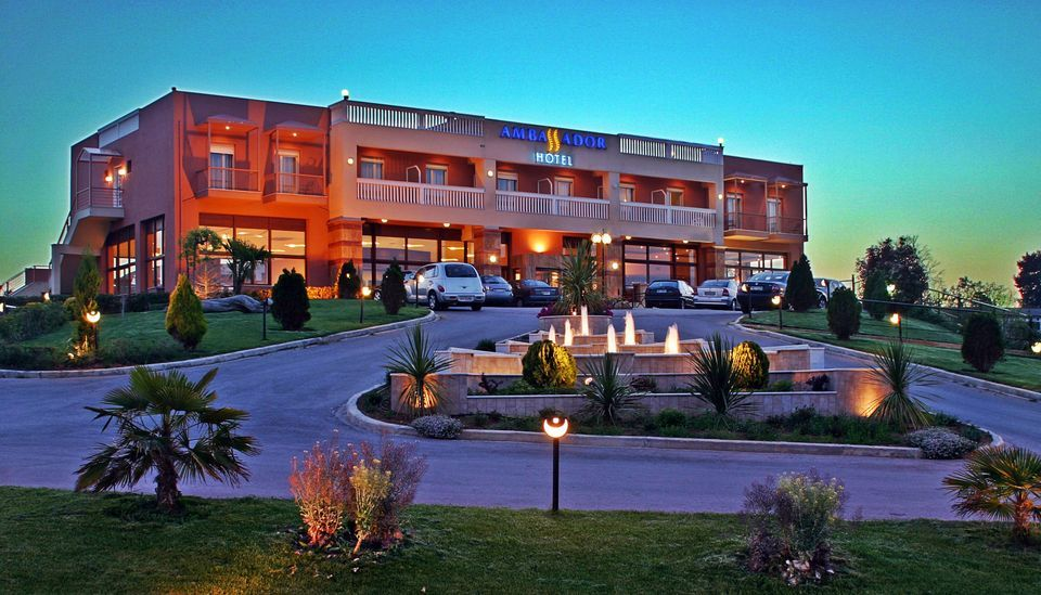 Thessaloniki Hotels Near Airport