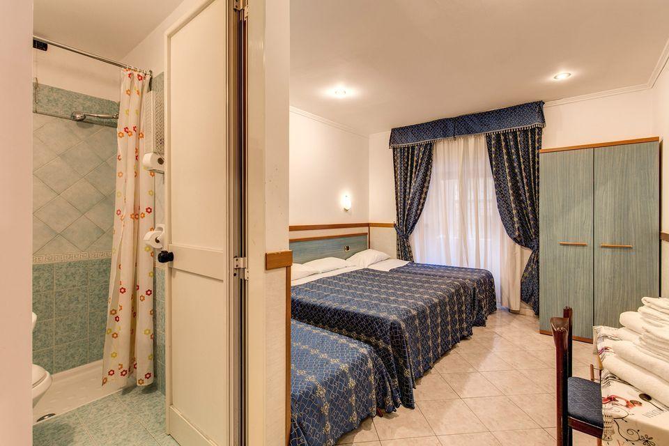 Family Room - Soggiorno Blu Hotel Rome | Book Online