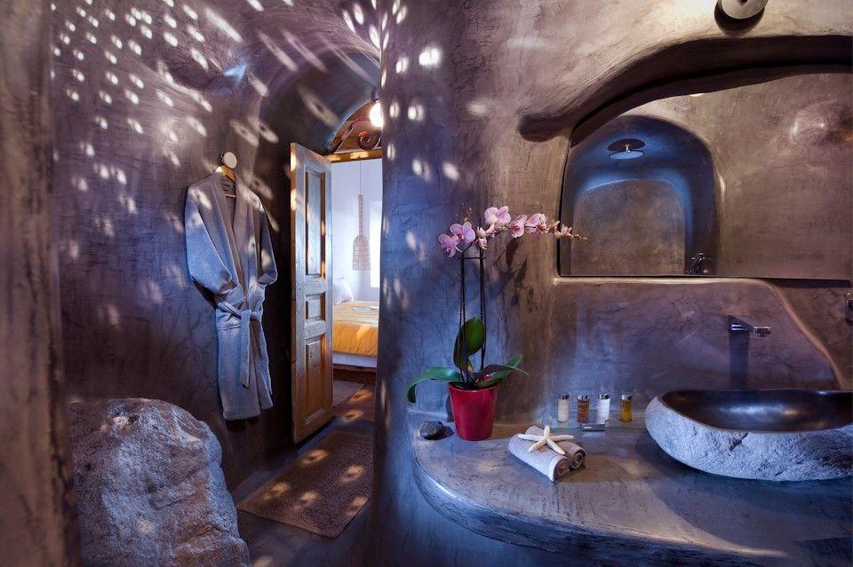 Sophia Suites Santorini : Enigma cave suite caldera sea view sophia suites imerovigli
