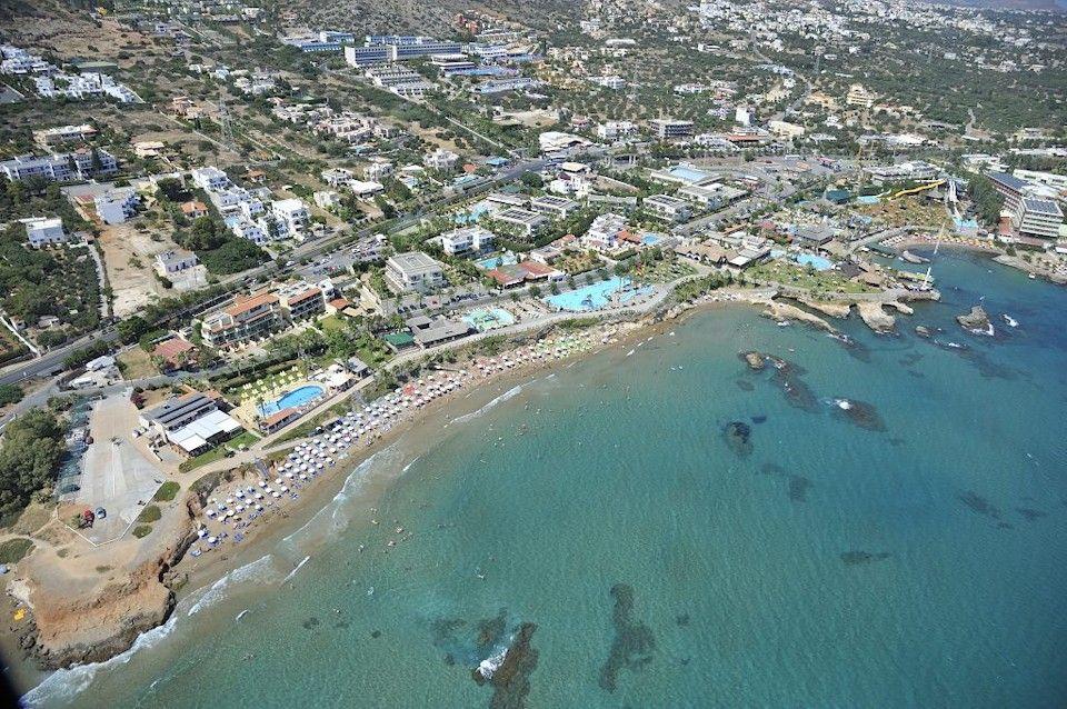 Star Beach Village Hotel Crete Hersonissos Book Online