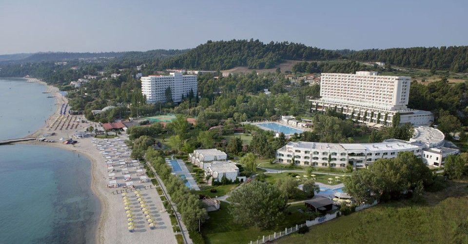 5* Theophano Imperial Palace Hotel, Καλλιθέα, Χαλκιδική