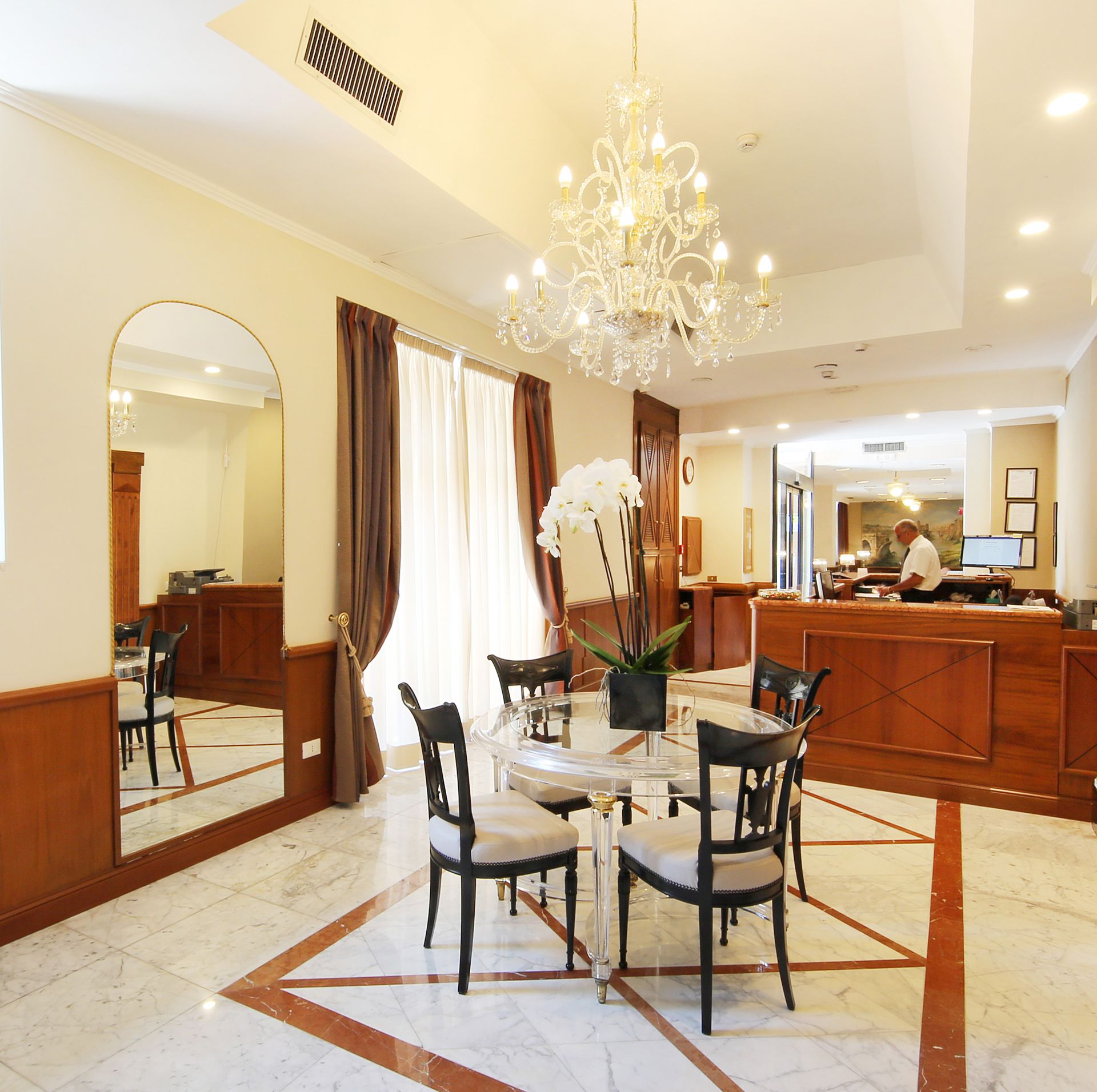 Traiano Hotel Rome Italy Book Online