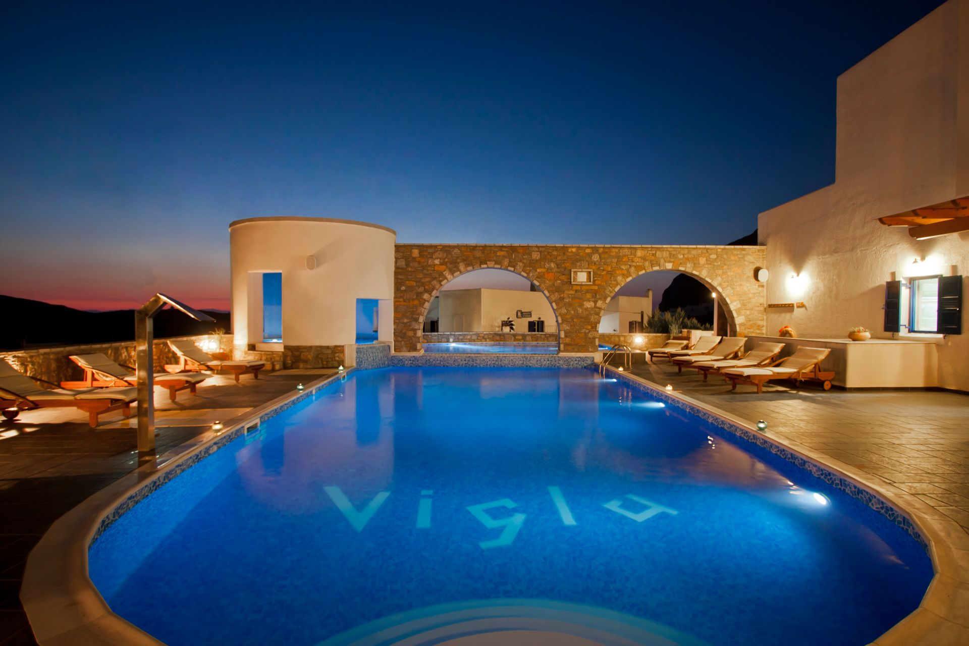 Vigla Hotel Amorgos, Θολάρια, Αμοργός