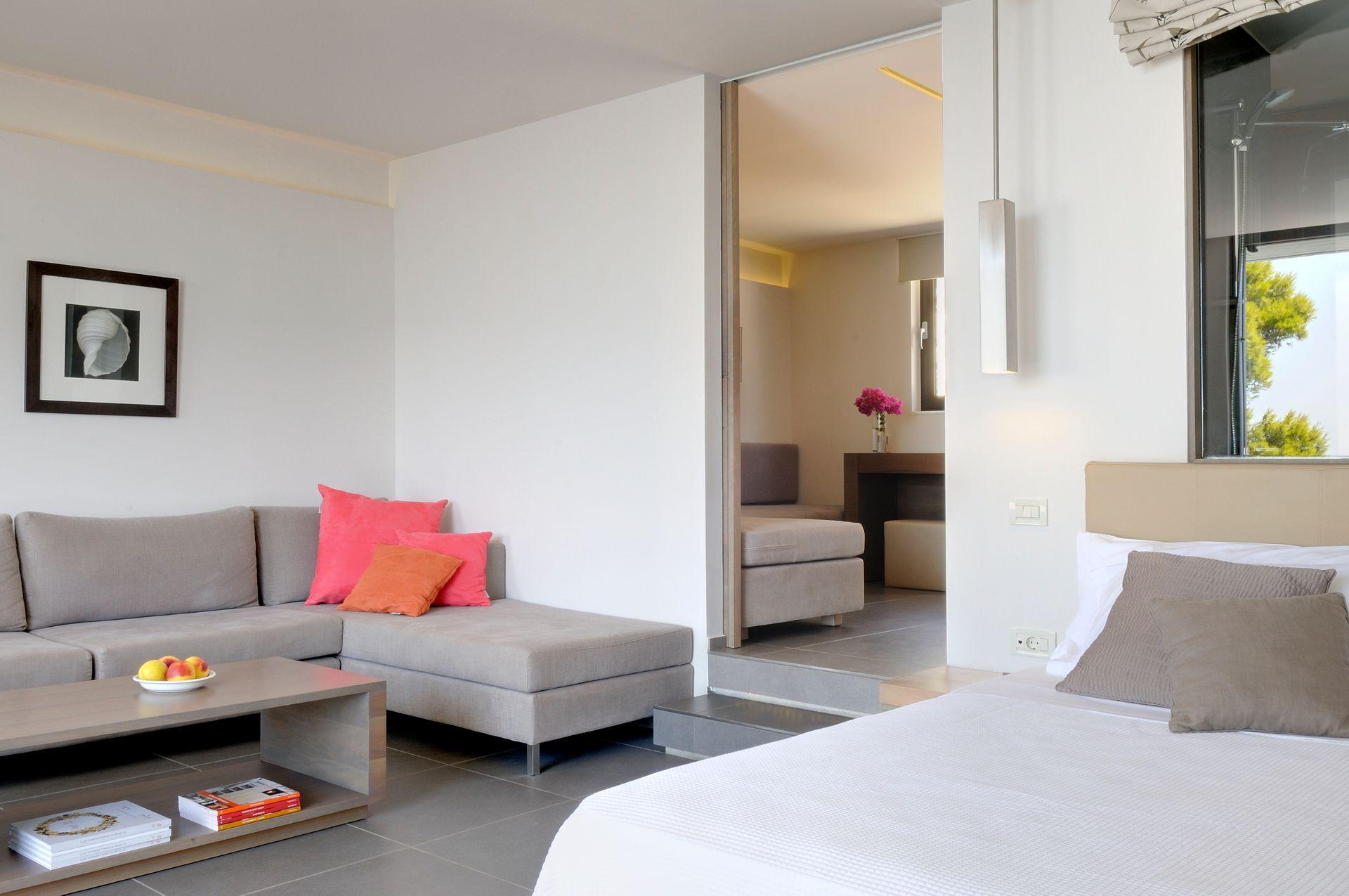 Junior Suite Sea View - White Rocks Kefalonia   Hotel & Bungalows ...