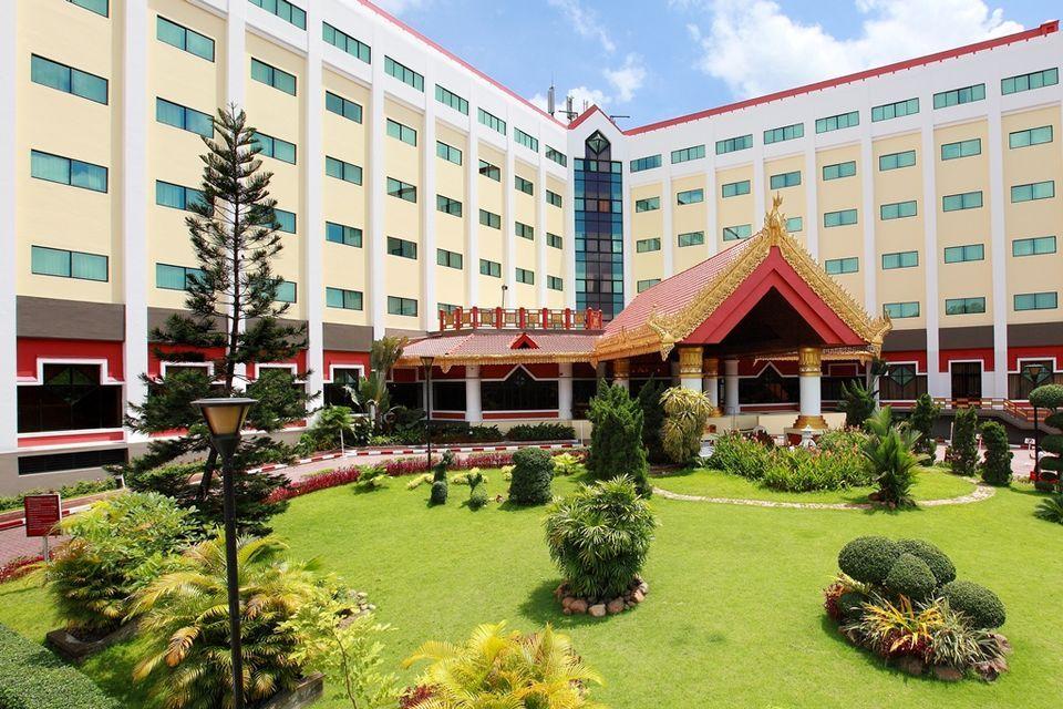 Summit Parkview Hotel Yangon Myanmar Book Online
