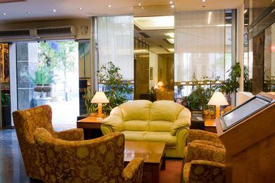 Arethusa Hotel Athens