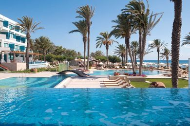 Asimina Suites Hotel Outdoor Pool