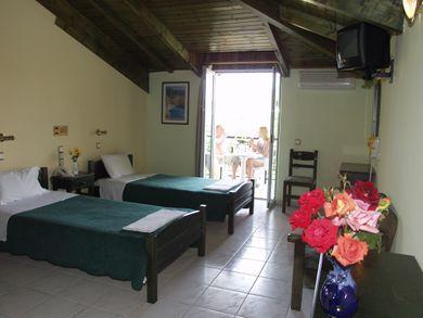 Letsos Hotel 3* Family Apartment