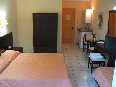 Letsos Hotel 3* Standard Studio