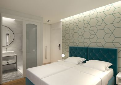 Twin Room - Non Refundable Travel Agent Rate