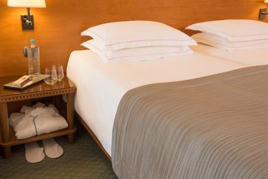 Superior Double / Twin Room - Flexible Rate with Breakfast