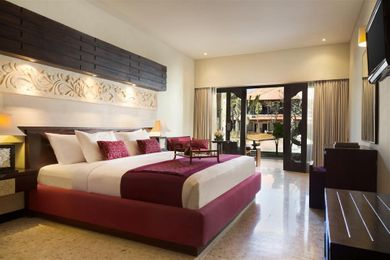 Sadara Boutique Beach Benoa Bali I Sadara Classic Room